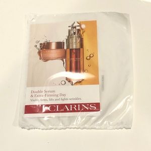 Clarins Double Serum Sample New
